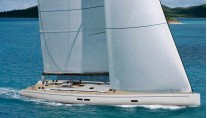First super yacht Swan 95 by Nautors Swan-001