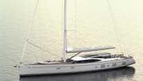 First superyacht Oyster 118 by Oyster Yachts