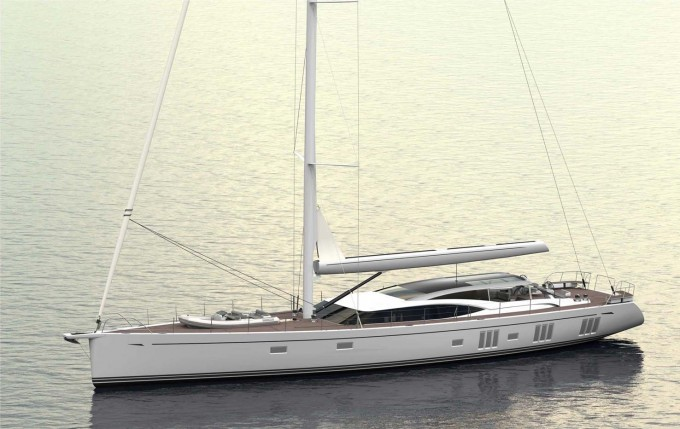 Sailing Yacht Oyster 118-01