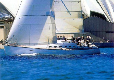 Beneteau First 47.7 Sailboat - Croatia sailing yacht charter bareboat