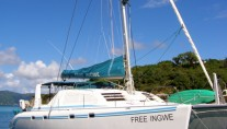 Robertson and Caine Charter Yachts in Virgin Gorda
