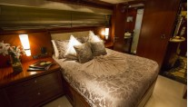 Freedom R yacht - guest cabin