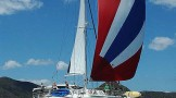 Sailing Catamaran Freedom