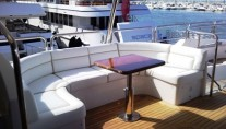 GIORGIA - Bridge Deck Seating