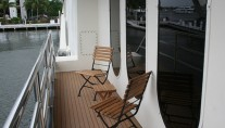 GLOBAL yacht - Stateroom Balcony