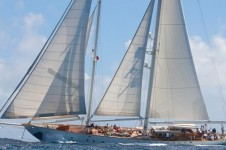 GLORIA Sailing yacht - Main shot