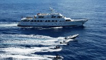Arthur De Fever Charter Yachts in THE MIDDLE EAST