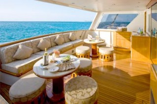GOLDEN RULE - Aft Deck