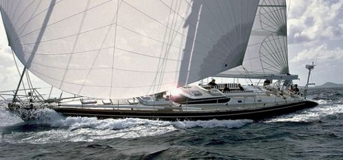 Sailing Yacht GRAND BLEU II