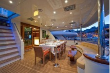 GRAND CRU III - Aft Deck Alfresco
