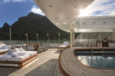 GRAND OCEAN - Upper aft deck and pool