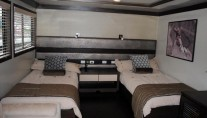 GRAND ODYSSEY - guest twin cabin