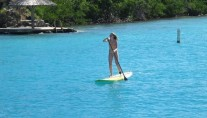 GREEN FLASH - Stand up paddle boarding