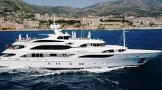 Luxury Yacht Galaxy