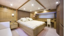 Gamma 20 Libertas Yacht - Owners Cabin