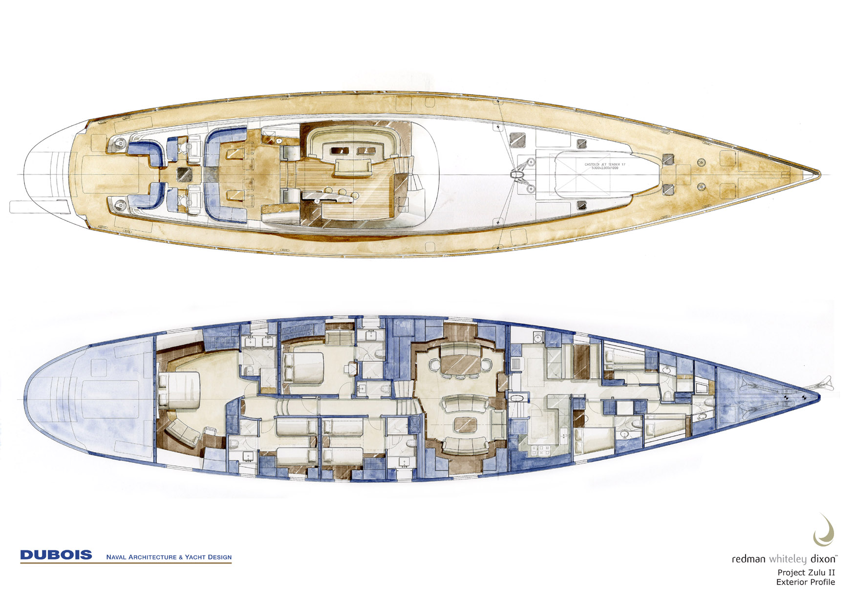 MIA CARA Yacht Charter Details, Fitzroy Yachts ...