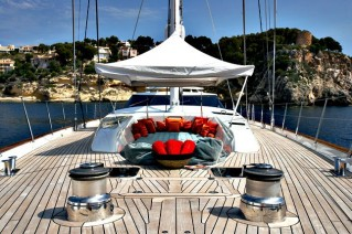 Ganesha - The Foredeck