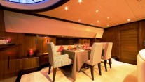 Ganesha - The Formal Dining Area