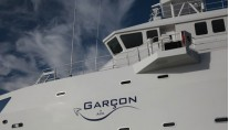 Garcon 4 Ace - Luxury support vessel to motor yacht Ace