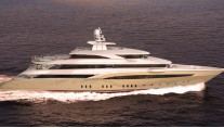 Giorgio and Stefano Vafiadis-designed 72m motor yacht OPARI 3 by Golden Yachts