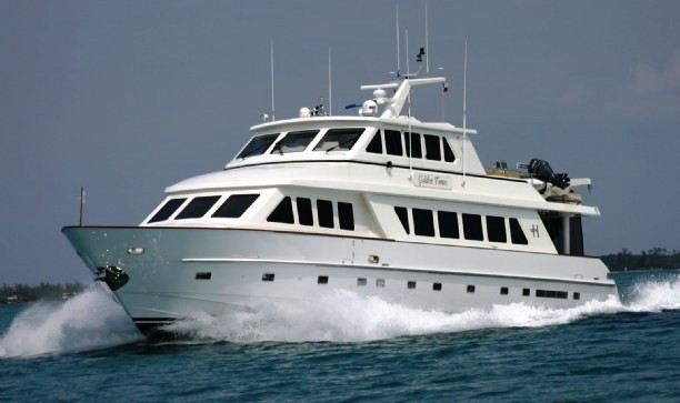 Motor yacht Golden Times ex Golden Boy