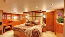 Golden Times Master Stateroom