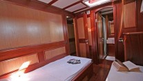 Gulet HAYAL 62 -  Twin Cabin View 2