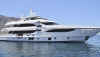 Gulf Craft superyacht Majesty 135