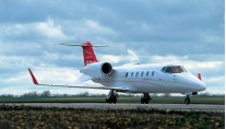 H2OME -  Lear Jet 60 Bombardier