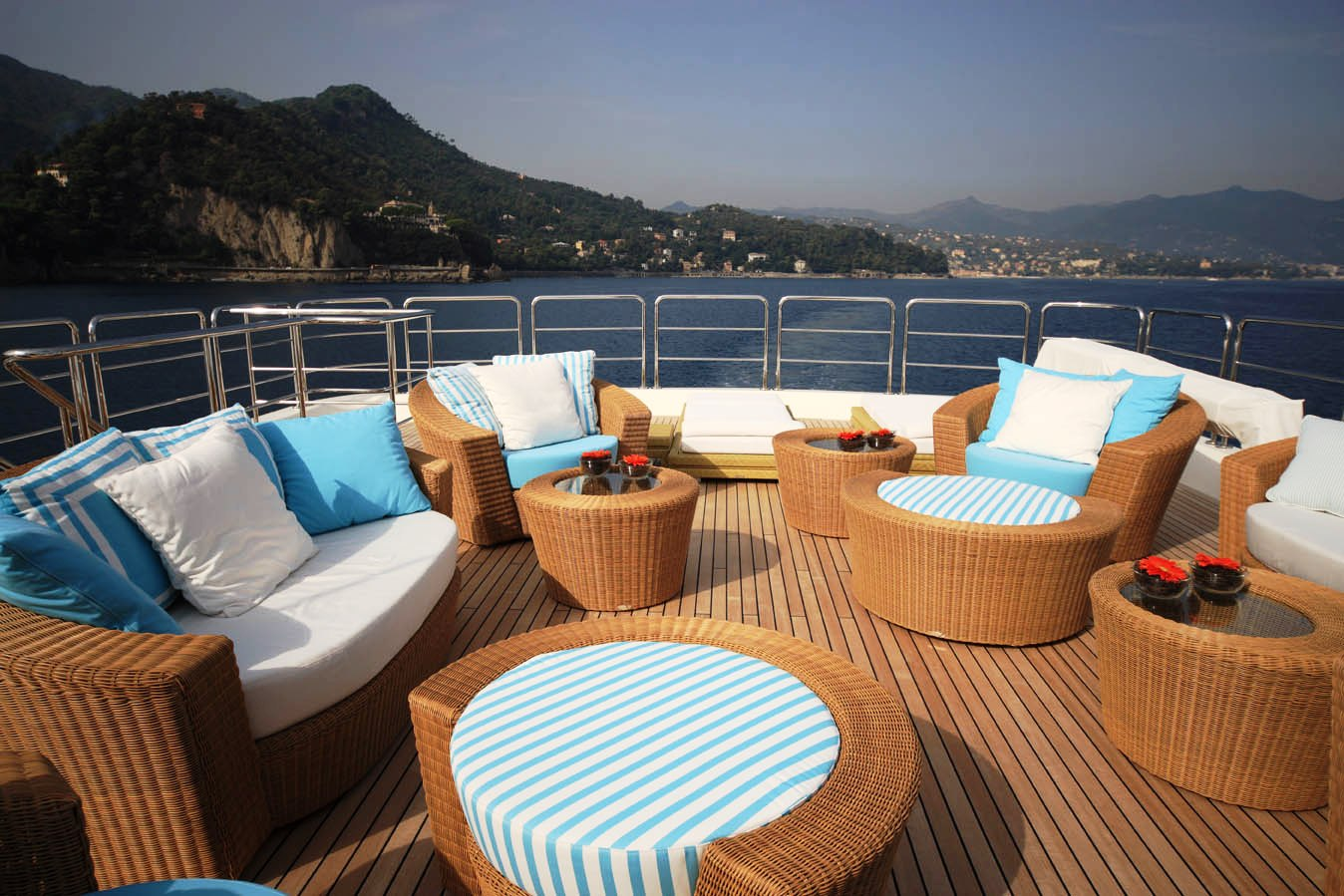 Awesome HANA Sun Deck Aft
