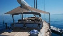 HANSEAT IV -   On deck with Bimini