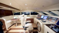 HERITAGE III -  Pilothouse