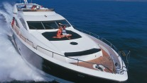 HIgh Energy Motor Yacht