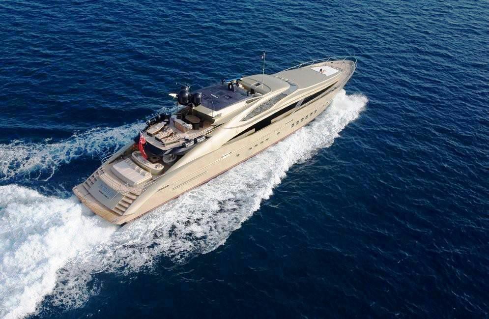 Luxury Yacht Charter Hokulani Palmer Johnson Hokulani