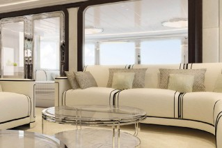 Hakvoort Yacht SOMETHING COOL - Lounge - Image credit to Dutchmegayachts