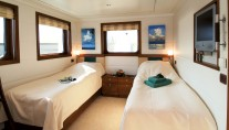 Hanse Explorer -  Twin Cabin