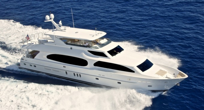 Motor Yacht SECOND LOVE