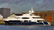 Heesen Yachts 50m motor yacht SERENITY - Photo credits to Hans Esveldt and The Yacht Photo