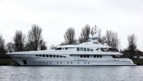 Heesen Yachts Deliver SuperYacht Air - YN 15147 - Photo Credit Dick Holthuis