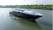 Heesen Yachts Motor Yacht Perle Noire (ex Willpower) - Image credit to Dick Holthuis -680