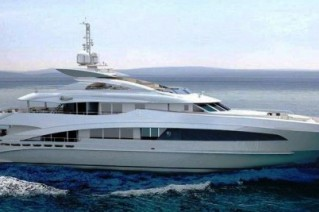 Heesen luxury motor yacht Ice Angel