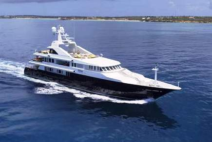 Motor Yacht 'Helios'