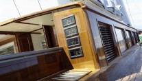 Hetairos details  - photo Baltic Yachts