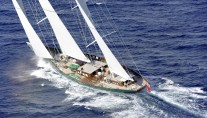 Hetairos from above - photo Baltic Yachts