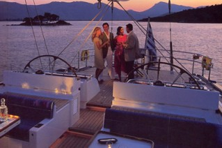 Highland Breeze Aft deck