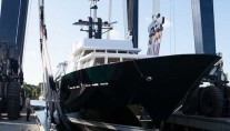 Hihglander yacht launched
