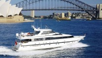 Monte Fino Trader Charter Yachts in Sydney