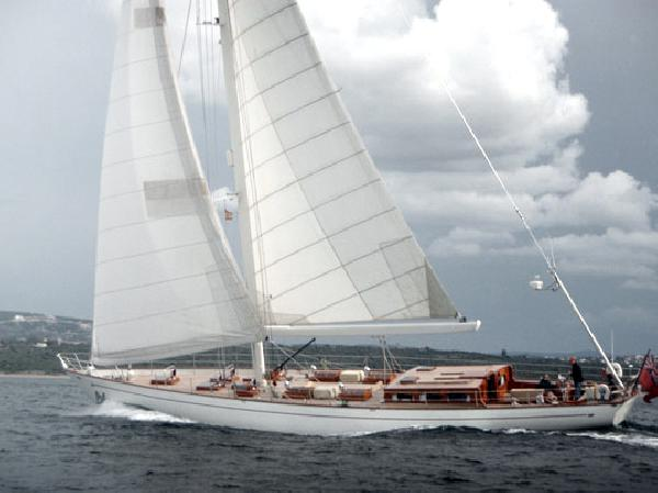 Sailing Yacht NORTHERN STAR