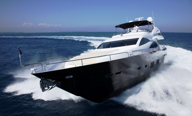 M/Y Honey Bear
