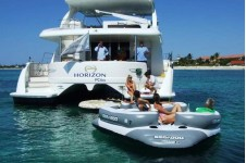 Horizon PC 60 SEA BOSS -  On Charter